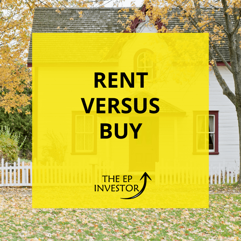 Which costs more - to buy or rent your own home?